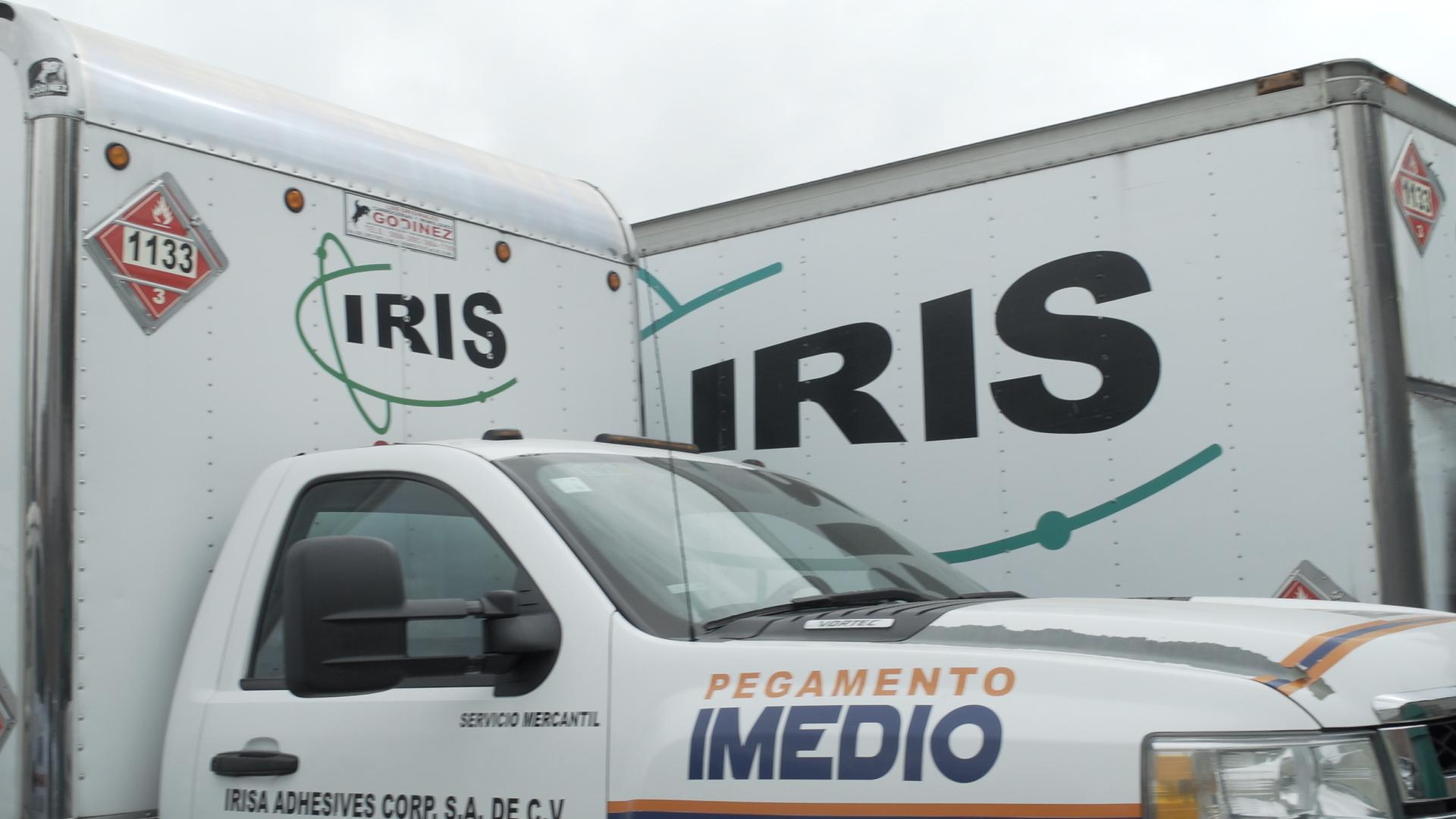 Iris historia